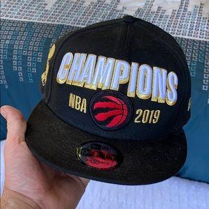 NBA Champions Toronto Raptors Hat